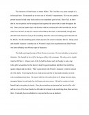 The Crucible - Tragic Hero Persuasive Essay