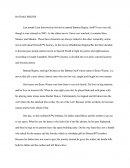 Batman Begins Research Paper