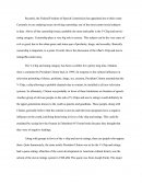 Freedom of Speech Commission Essay
