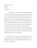 Sarbanes-Oxley Act Research Paper