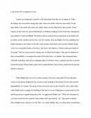 Lord of the Flies Comparison Essay