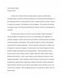Career Research Paper