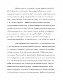 Buddhism in 3 Pages