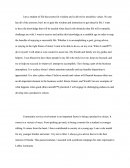 Perfect College Essay with Special Interest