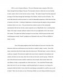 English Term Paper