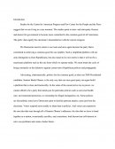 Position Paper for 2008 Democratic Presidential Candidate Barak Obama