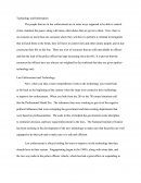 Technology and Communication Paper