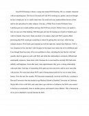 Good Will Hunting Term Paper