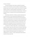 Expository Essay on the Society of the Spectacle