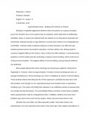 Argumentative Essay - Bullying and Violence in Schools